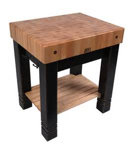 Butcher Block Portable Kitchen Island John Boos Butlers Block Traditional Butcher Block
