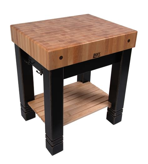 butcher block boos butlers block traditional butcher block