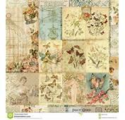Vintage Collage Wallpaper  WallpaperHDCcom