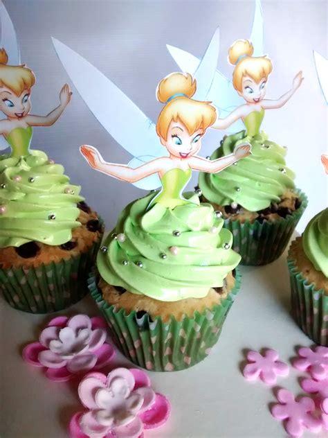 cupcakes tinkerbell candy bar pinterest tinkerbell
