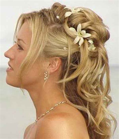bridal hairstyles curls curly wedding bridal hairstyles my bride hairs