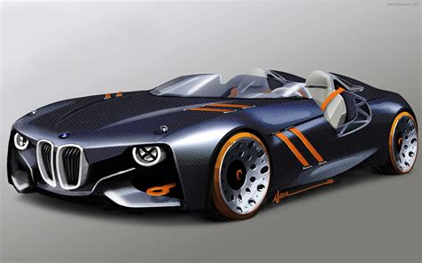 future cars bmw 328 hommage concept 2011 widescreen exotic car