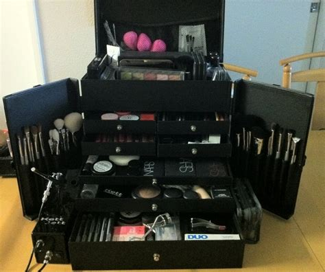 makeup cases makeup artist supplies makeup kits airbrush japonesque pro studio case professional makeup kit and