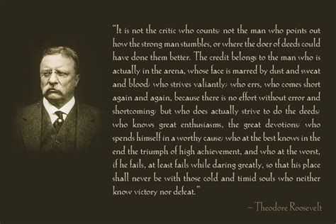 theodore roosevelt quotes quotes from theodore roosevelt quotesgram