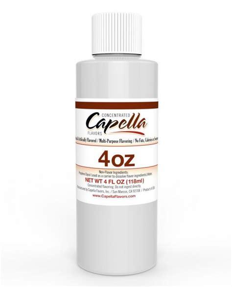 Termurah Capella Sweet 1 Gallon Capella Concentrate Flavor cucumber flavor concentrate 4oz capella flavor drops