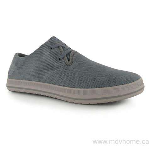 shoes outlet styles s skechers define volkan shoes mens grey