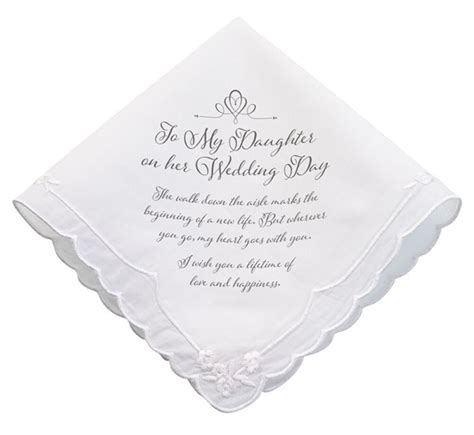 TO MY DAUGHTER On Her Wedding Day Bridal Gift Keepsake