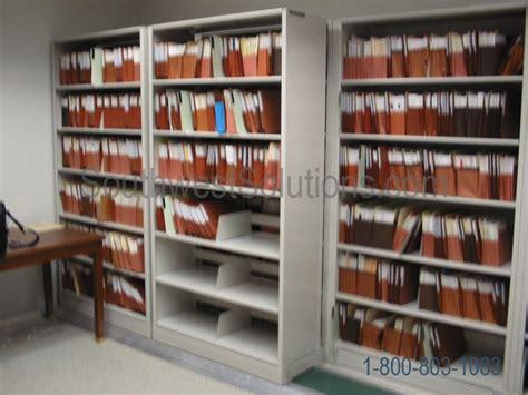 File Shelf by Moving Sliding Rolling Rotating Hi Density Filing Cabinets