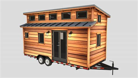 Tiny Houses Floor Plans Our Models Shelter Wise