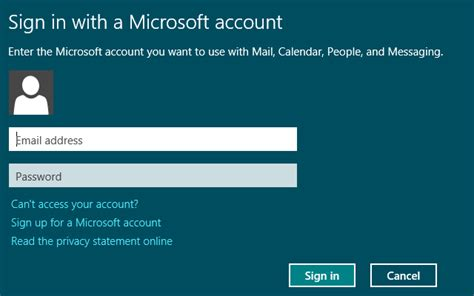 microsoft account login page updated with metro style wave how to set up multiple email accounts in windows 8 mail