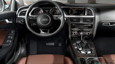 audi dashboard a5 audi a5 sportback 2018 model review price and pics