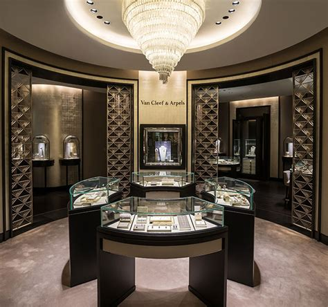Rodos Deco Inspired Grid Patterned Minaudiere by Cleef Arpels Opens Its Flagship Boutique In