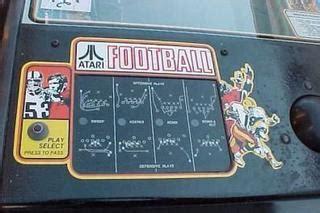 does anyone play here anymore tactical gamer atari football videogame by atari