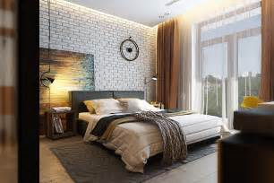 Accent Wall In Bedroom by 7 Bedrooms With Brilliant Accent Walls