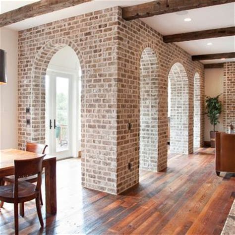 Whitewash Interior Brick whitewashed brick interior archways will brick when i build my own house for the home