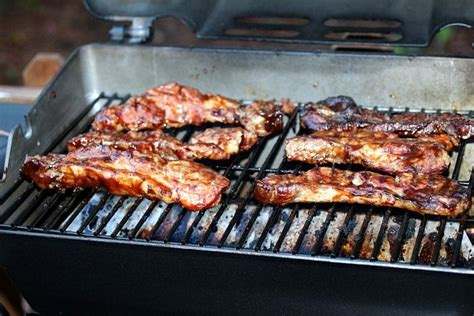 traeger country style ribs grilled bbq country style ribs recipe ribs rubs and