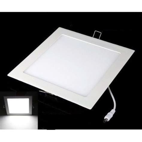 Lu Downlight Sl 18 Watt downlight led 18w painel plafon lumin 225 ria de embutir