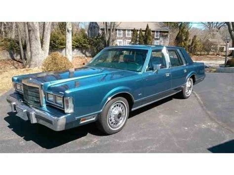 lincoln classic classic lincoln town car for sale on classiccars 10