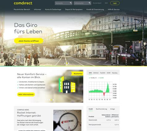 comdirect deutsche bank comdirect girokonto er 246 ffnen deutsche bank broker