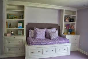 Home Design Furniture Nj Custom Built In Trundle Bed Chatham Nj Monk S