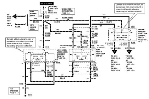 1997 ford crown wiring diagram get free image
