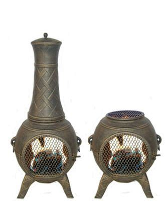 unique chiminea 17 best images about chimineas patio heaters on