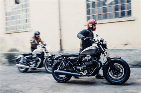 Moto Guzzi Motorrad by Moto Guzzi V9 Motorrad Fotos Motorrad Bilder