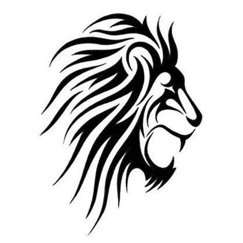 tattoo tribal lion head tribal lion head tattoo idea inspiration pinterest