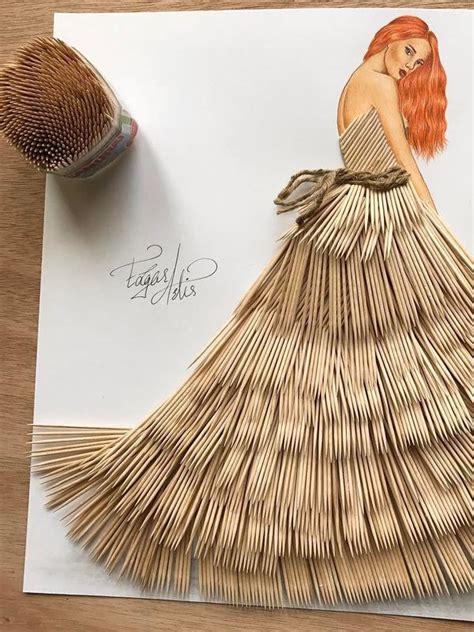 desain gaun yang bagus cantik 15 sketsa desain gaun yang kreatif dan unik banget