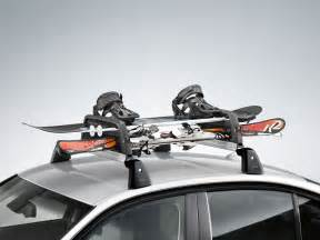 Porta Snowboard Auto come trasportare gli sci e snowboard in auto