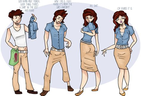 males transformed into women fiction stories tg favourites by midonaforever on deviantart