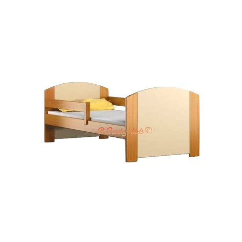 solid pine wood junior daybed with drawer kam4 160x80 cm