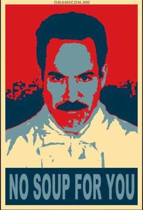 No Soup For You Meme - no soup for you no soup for you soup nazi know your meme