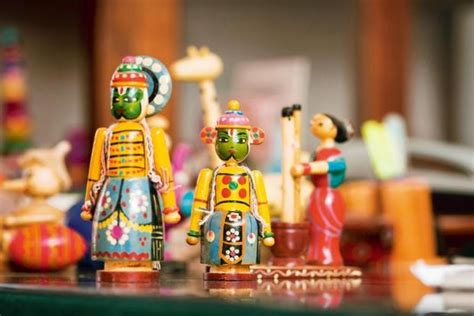 Handmade Products In India - channapatna karnataka back in the livemint