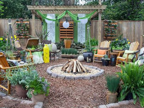ideas for backyard 15 awesome diy backyard ideas
