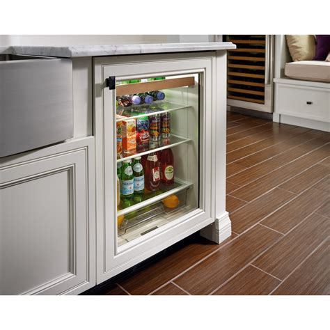 built in beverage center sub zero uc 24bg o rh 24 quot built in undercounter beverage center custom panel ready right hinge