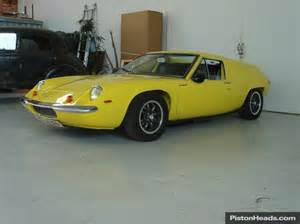 Lotus Europa For Sale Object Moved