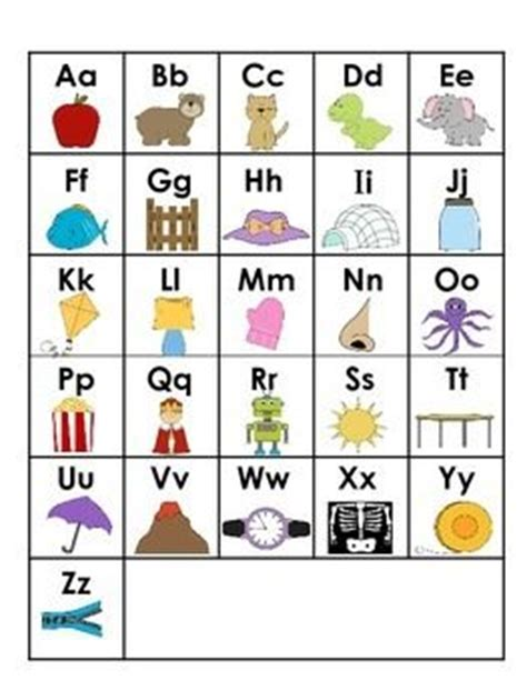 printable alphabet readers guided reading essentials printable alphabet chart and