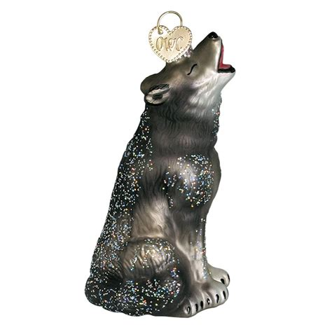 howling wolf ornament traditions