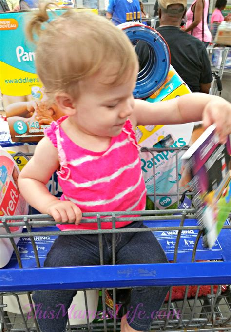 Good Sam Club Monthly Giveaway - celebrating baby month at sam s club with a giveaway this mama s life