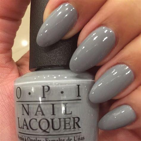opi web best 25 grey nail ideas on fall nail