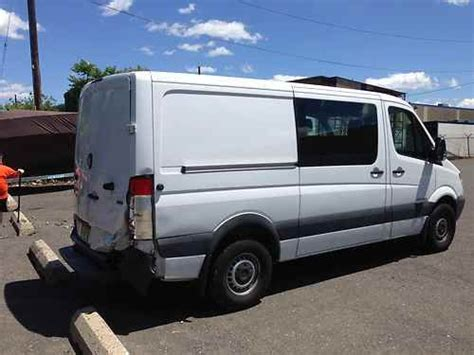 sell used 2009 dodge sprinter cargo van in bayonne new jersey united states