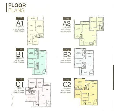 floor plan view south view serviced apartment freehold bangsar