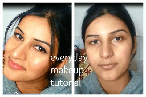 eyeshadow tutorial indian skin my everyday makeup routine n tutorial for indian brown