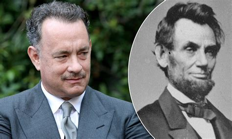 abraham lincoln tom hanks how tom hanks is related to abraham lincoln through