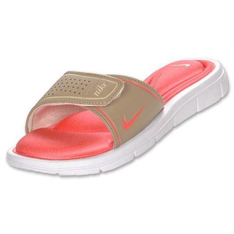 womens nike comfort slide sandals women s nike comfort slide sandals nike pinterest