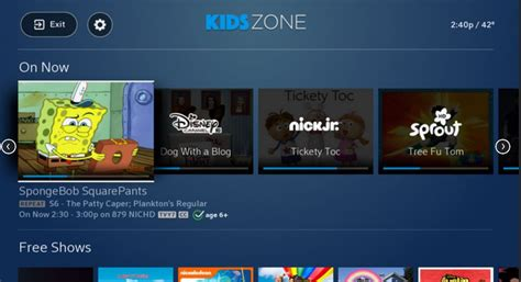 time zone xfinity xfinity offers kid friendly entertainment blonde mom blog