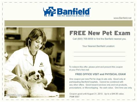 banfield puppy plan free new pet from banfield pet hospital new link all