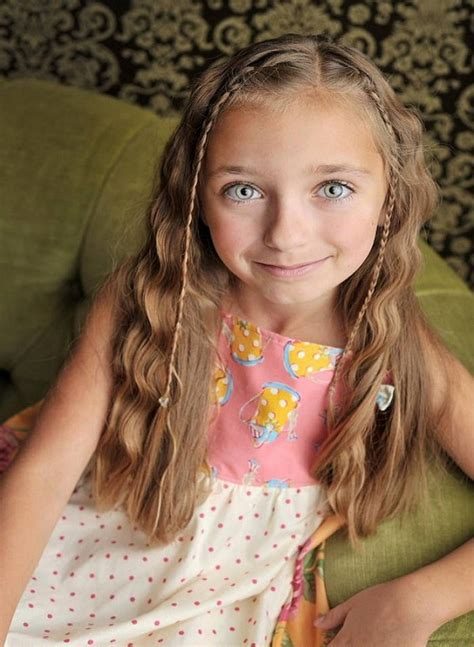 cutechan preteen 50 cute little girl hairstyles with pictures beautified
