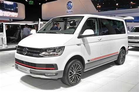 volkswagen multivan vw multivan panamericana concept for easy riders